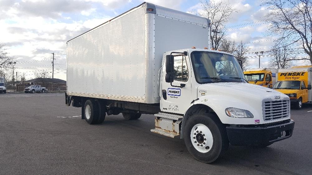 Medium Duty Box Truck-Light and Medium Duty Trucks-Freightliner-2012-M2-LEXINGTON-KY-257,895 miles-$35,250