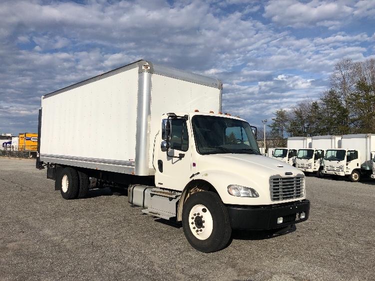 Medium Duty Box Truck-Light and Medium Duty Trucks-Freightliner-2012-M2-GREENSBORO-NC-137,982 miles-$38,750