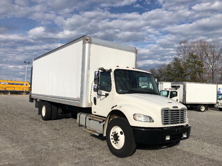 Medium Duty Box Truck-Light and Medium Duty Trucks-Freightliner-2012-M2-GREENSBORO-NC-135,785 miles-$39,000