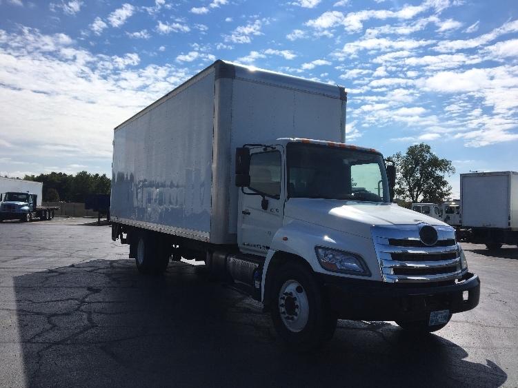 Medium Duty Box Truck-Light and Medium Duty Trucks-Hino-2013-338-TULSA-OK-206,716 miles-$23,000