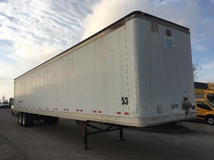 Dry Van Trailer-Semi Trailers-Great Dane-2003-Trailer-HOUSTON-TX-131,110 miles-$10,000