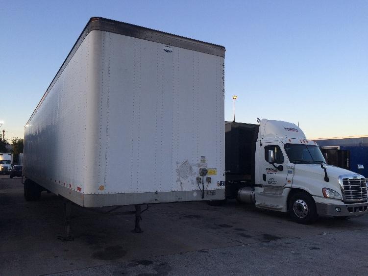 Dry Van Trailer-Semi Trailers-Luflin-2003-Trailer-HOUSTON-TX-301,026 miles-$10,500