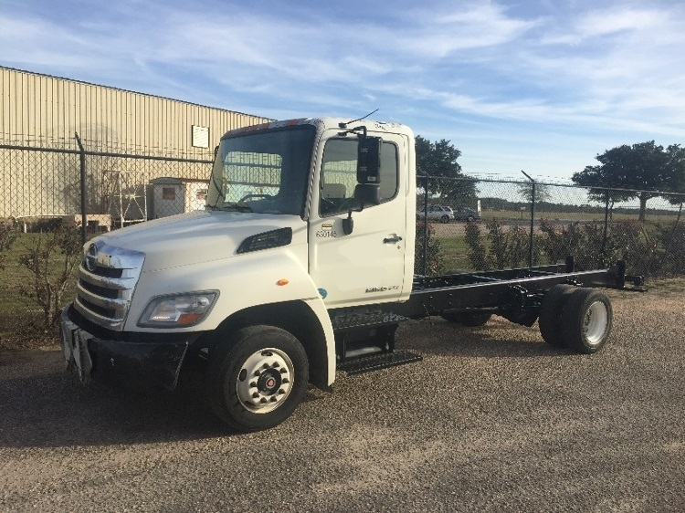 Cab and Chassis Truck-Light and Medium Duty Trucks-Hino-2012-258LP-MOBILE-AL-233,532 miles-$30,000