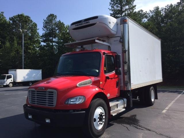 Reefer Truck-Light and Medium Duty Trucks-Freightliner-2012-M2-KENNESAW-GA-219,900 miles-$33,500