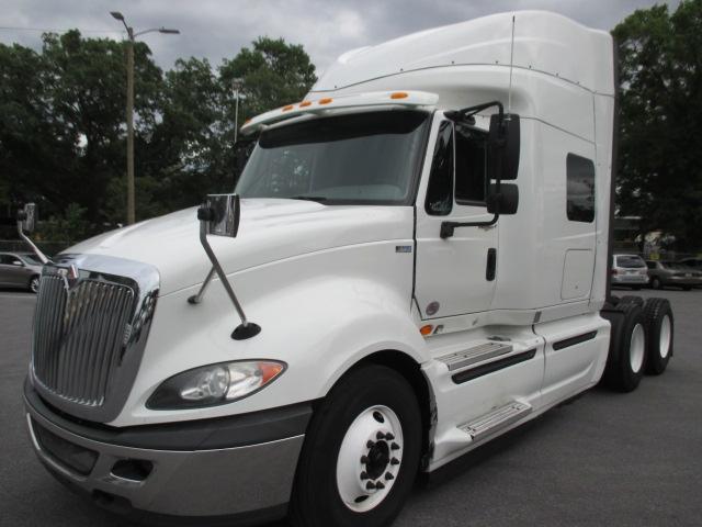 Sleeper Tractor-Heavy Duty Tractors-International-2012-ProStar-PENSACOLA-FL-407,740 miles-$25,000