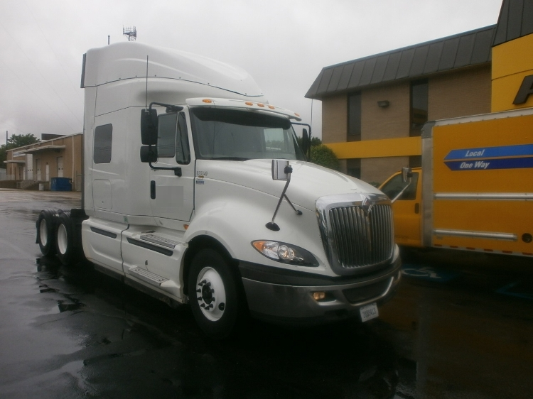 Sleeper Tractor-Heavy Duty Tractors-International-2012-ProStar-MEMPHIS-TN-407,693 miles-$25,000