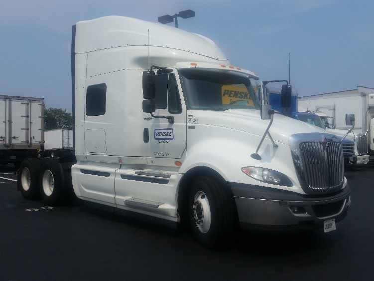 Sleeper Tractor-Heavy Duty Tractors-International-2012-ProStar-MONTEBELLO-CA-423,064 miles-$24,750