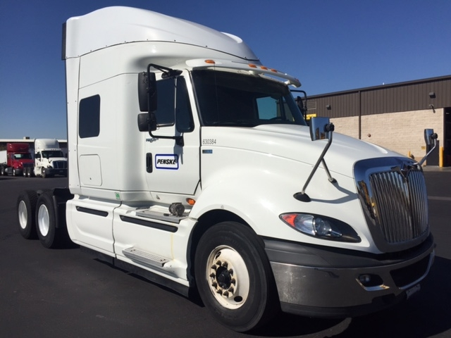 Sleeper Tractor-Heavy Duty Tractors-International-2012-ProStar-PHOENIX-AZ-354,964 miles-$25,250