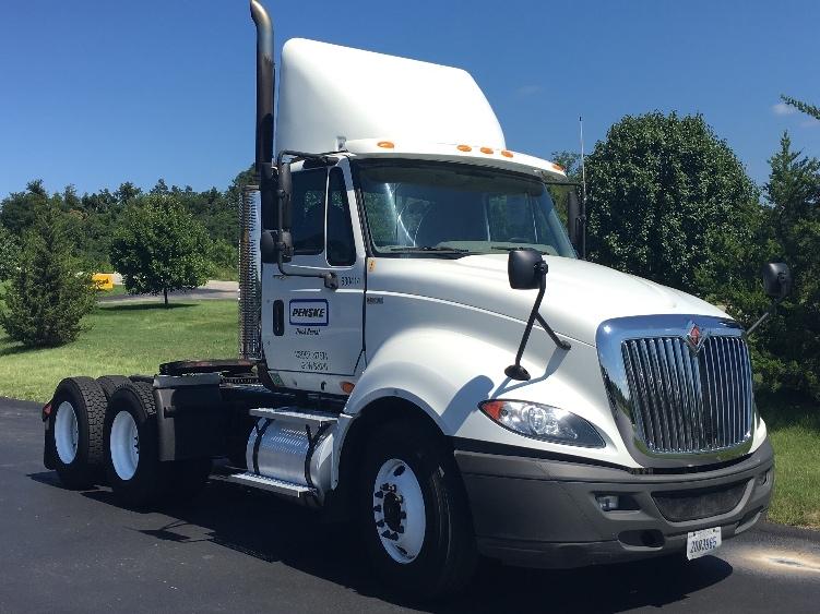 Day Cab Tractor-Heavy Duty Tractors-International-2012-ProStar-SANDSTON-VA-312,950 miles-$23,500