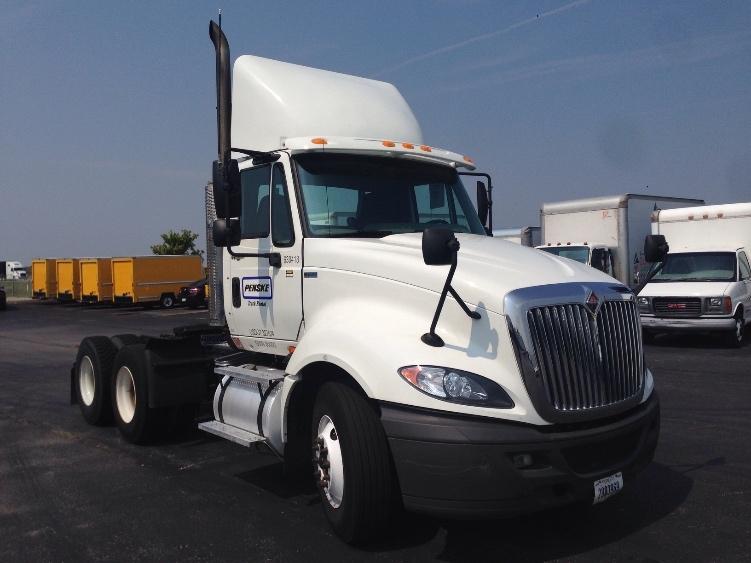 Day Cab Tractor-Heavy Duty Tractors-International-2012-ProStar-ALLEN PARK-MI-242,349 miles-$20,000