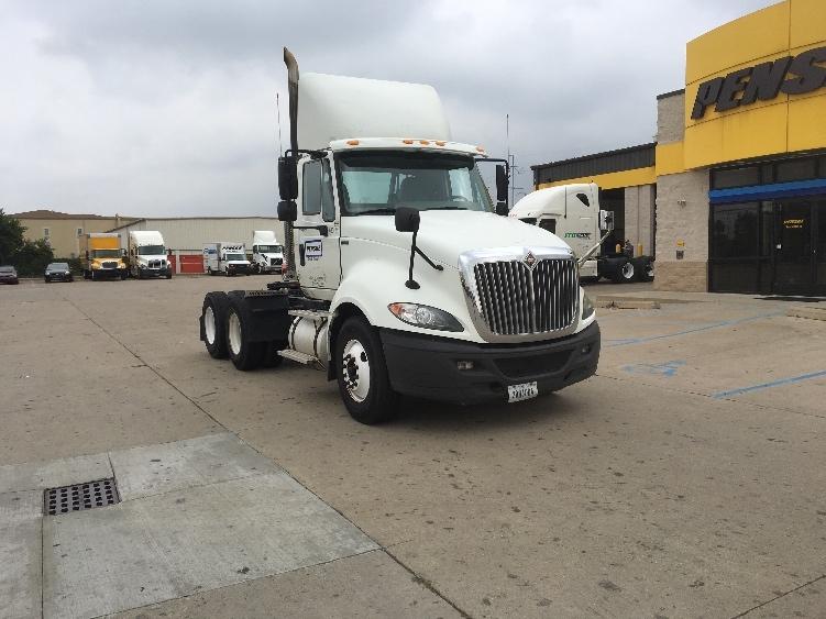 Day Cab Tractor-Heavy Duty Tractors-International-2012-ProStar-ALLEN PARK-MI-269,049 miles-$23,250