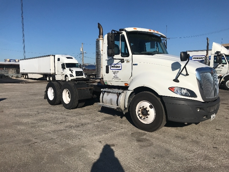 Day Cab Tractor-Heavy Duty Tractors-International-2012-ProStar-STICKNEY-IL-206,644 miles-$24,000