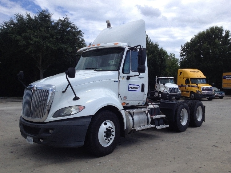 Day Cab Tractor-Heavy Duty Tractors-International-2012-ProStar-TAMPA-FL-295,572 miles-$19,750