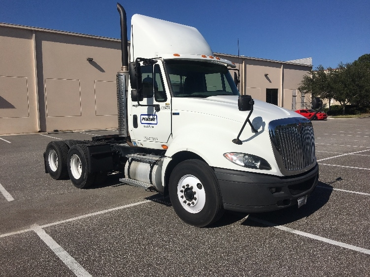 Day Cab Tractor-Heavy Duty Tractors-International-2012-ProStar-SAINT PETERSBURG-FL-219,506 miles-$22,500