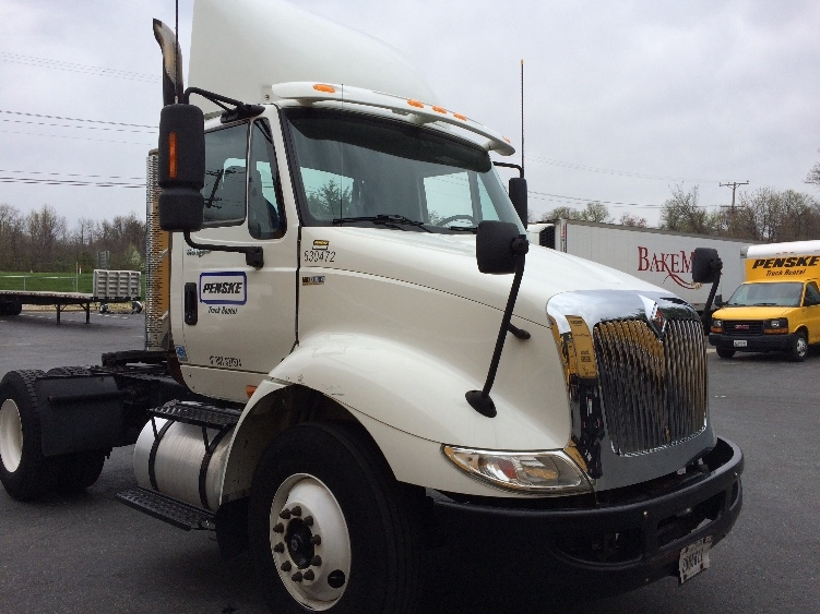 Day Cab Tractor-Heavy Duty Tractors-International-2012-8600-BALTIMORE-MD-179,597 miles-$31,250