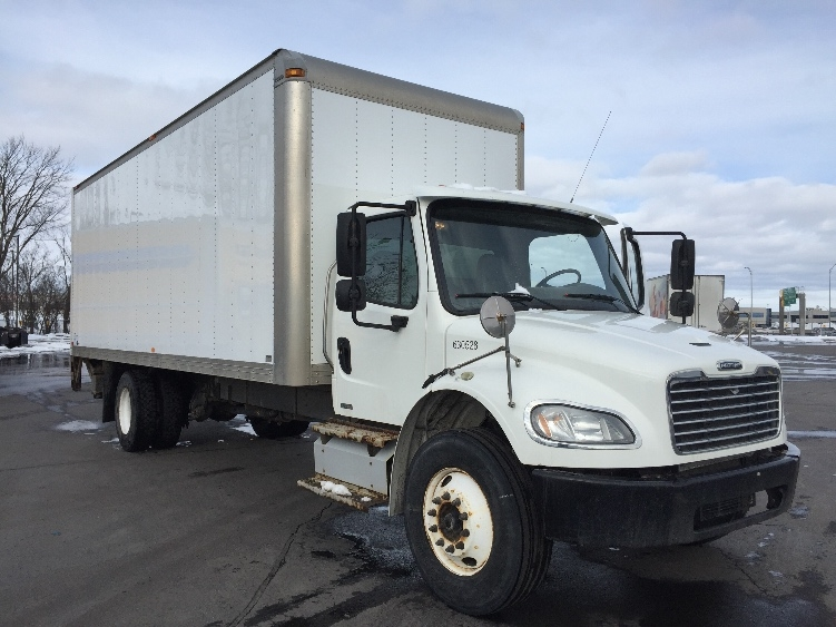 Medium Duty Box Truck-Light and Medium Duty Trucks-Freightliner-2012-M2-SAINT LAURENT-PQ-222,839 km-$37,250