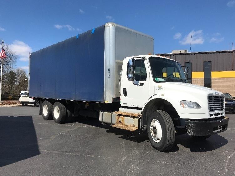 Flatbed Truck-Light and Medium Duty Trucks-Freightliner-2012-M2-POTTSVILLE-PA-247,835 miles-$31,750