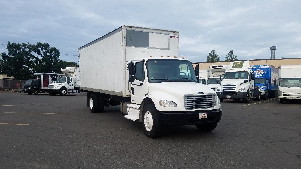 Medium Duty Box Truck-Light and Medium Duty Trucks-Freightliner-2012-M2-MEDFORD-MA-263,193 miles-$22,750