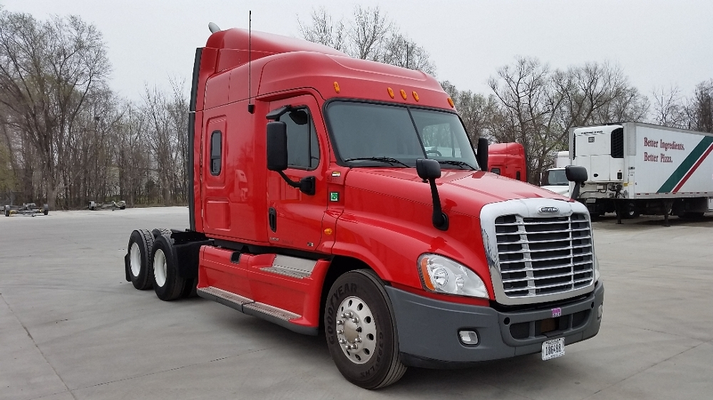 Sleeper Tractor-Heavy Duty Tractors-Freightliner-2012-Cascadia 12564ST-OMAHA-NE-470,668 miles-$43,500