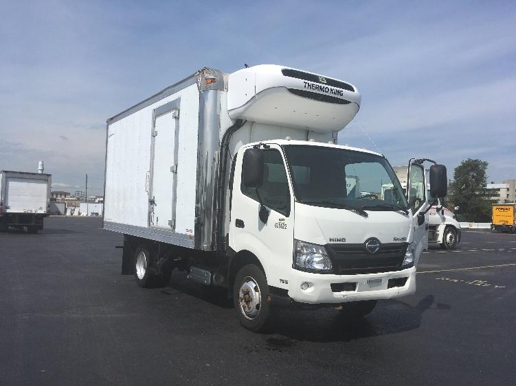 Reefer Truck-Light and Medium Duty Trucks-Hino-2012-195-MISSISSAUGA-ON-117,745 km-$38,000