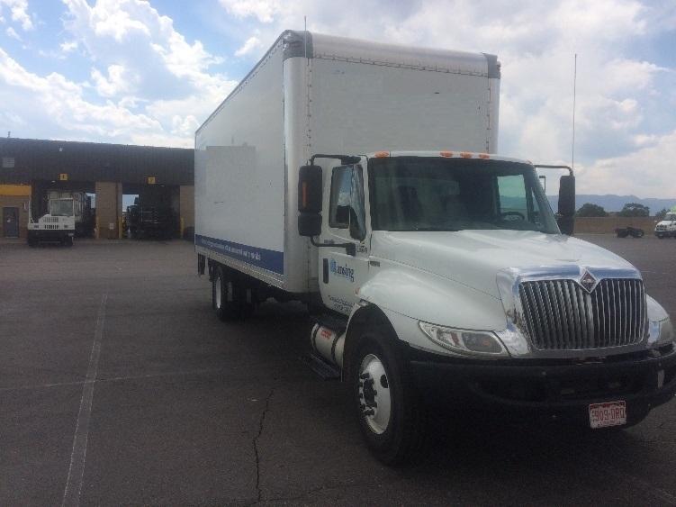 Medium Duty Box Truck-Light and Medium Duty Trucks-International-2012-4300-COLORADO SPRINGS-CO-203,931 miles-$24,000