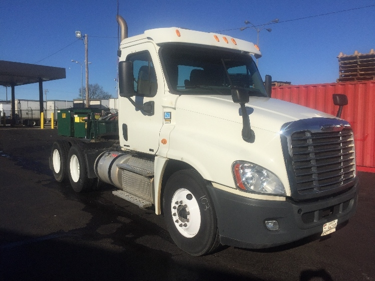 Day Cab Tractor-Heavy Duty Tractors-Freightliner-2012-Cascadia 12564ST-BALTIMORE-MD-236,807 miles-$57,500