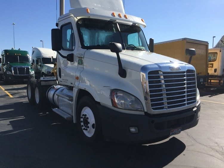 Day Cab Tractor-Heavy Duty Tractors-Freightliner-2012-Cascadia 12564ST-WEST VALLEY CITY-UT-417,317 miles-$43,250