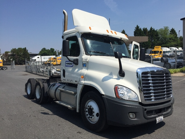 Day Cab Tractor-Heavy Duty Tractors-Freightliner-2012-Cascadia 12564ST-CHARLOTTE-NC-329,675 miles-$42,500