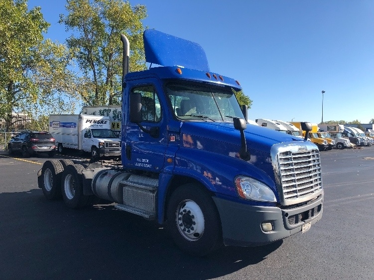 Day Cab Tractor-Heavy Duty Tractors-Freightliner-2012-Cascadia 12564ST-ROMEOVILLE-IL-292,124 miles-$36,750