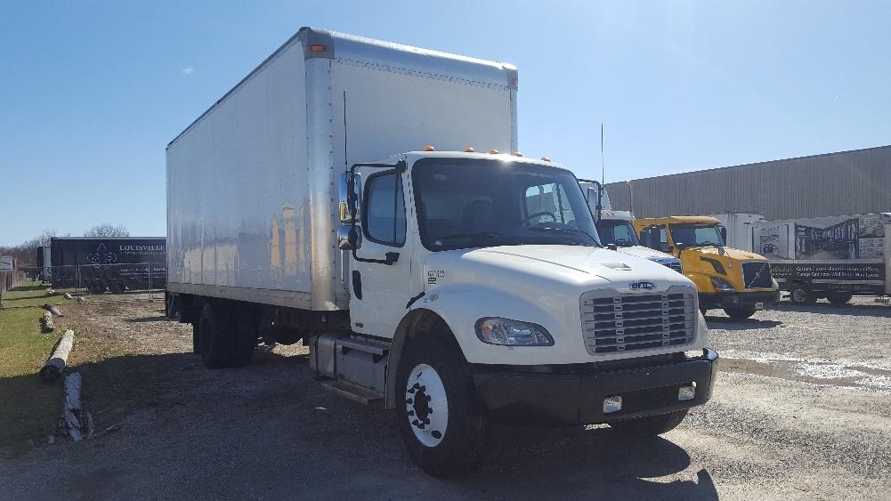 Medium Duty Box Truck-Heavy Duty Tractors-Freightliner-2012-M2-LOUISVILLE-KY-90,645 miles-$44,250