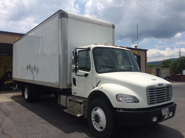 Medium Duty Box Truck-Light and Medium Duty Trucks-Freightliner-2012-M2-SALEM-VA-146,607 miles-$42,250
