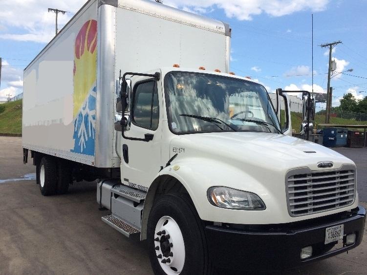 Medium Duty Box Truck-Light and Medium Duty Trucks-Freightliner-2012-M2-NASHVILLE-TN-117,000 miles-$41,500