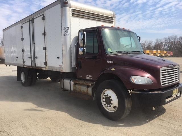 Medium Duty Box Truck-Light and Medium Duty Trucks-Freightliner-2012-M2-PENNSAUKEN-NJ-338,670 miles-$23,250