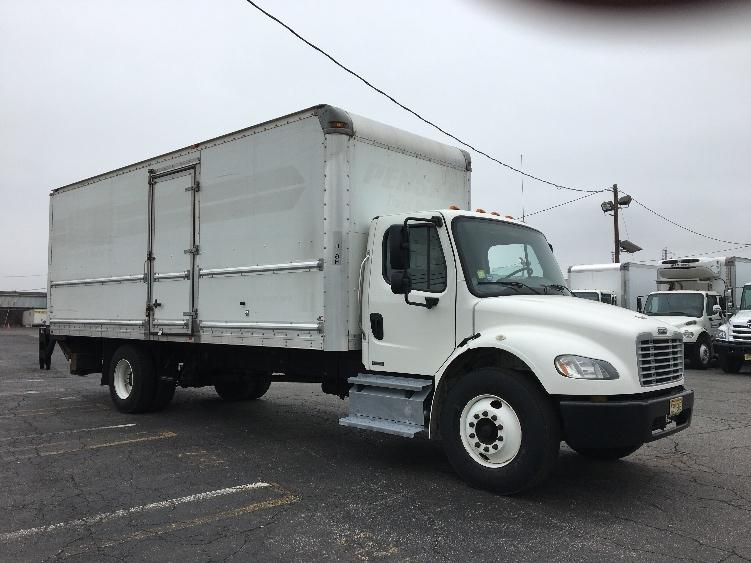 Medium Duty Box Truck-Light and Medium Duty Trucks-Freightliner-2012-M2-LINDEN-NJ-75,315 miles-$45,250