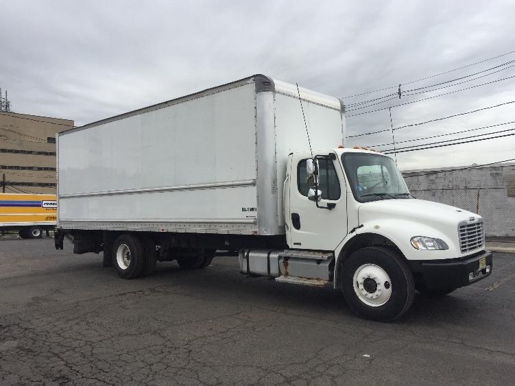 Medium Duty Box Truck-Light and Medium Duty Trucks-Freightliner-2012-M2-LINDEN-NJ-79,952 miles-$42,000