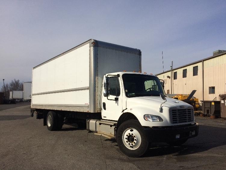 Medium Duty Box Truck-Light and Medium Duty Trucks-Freightliner-2012-M2-EAST WINDSOR-CT-266,614 miles-$35,000