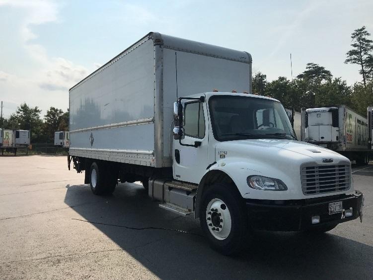 Medium Duty Box Truck-Light and Medium Duty Trucks-Freightliner-2012-M2-MANASSAS-VA-176,459 miles-$42,000