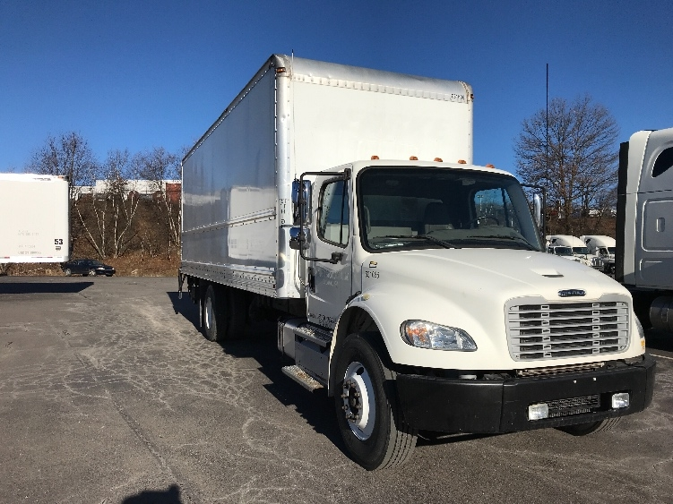 Medium Duty Box Truck-Light and Medium Duty Trucks-Freightliner-2012-M2-WHITE DEER-PA-103,548 miles-$42,500