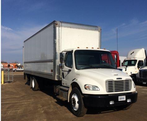 Medium Duty Box Truck-Light and Medium Duty Trucks-Freightliner-2012-M2-FARIBAULT-MN-242,778 miles-$29,500