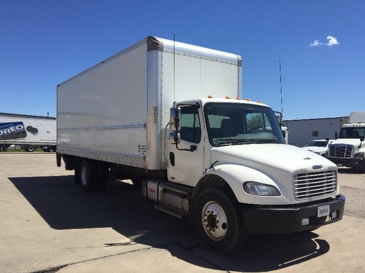Medium Duty Box Truck-Light and Medium Duty Trucks-Freightliner-2012-M2-FARGO-ND-219,754 miles-$34,250