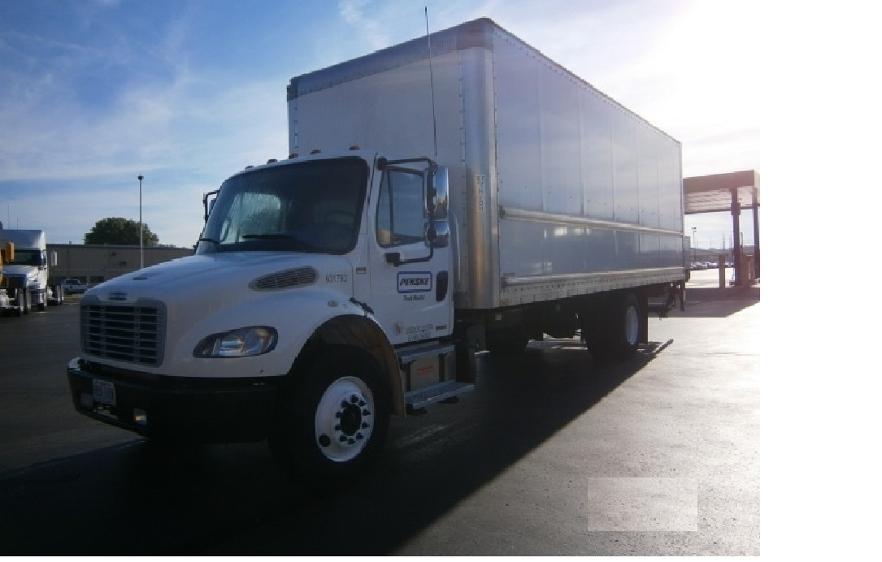 Medium Duty Box Truck-Light and Medium Duty Trucks-Freightliner-2012-M2-LENEXA-KS-370,813 miles-$29,000