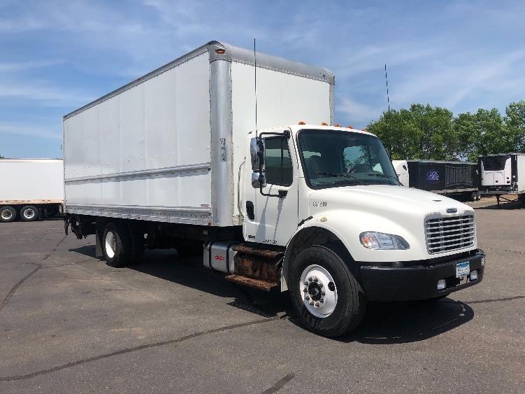 Medium Duty Box Truck-Light and Medium Duty Trucks-Freightliner-2012-M2-BROOKLYN PARK-MN-132,725 miles-$41,500