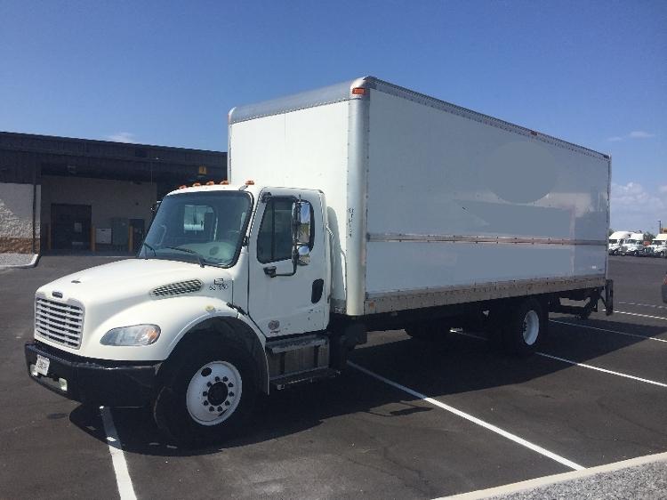 Medium Duty Box Truck-Light and Medium Duty Trucks-Freightliner-2012-M2-MOBILE-AL-215,907 miles-$40,750