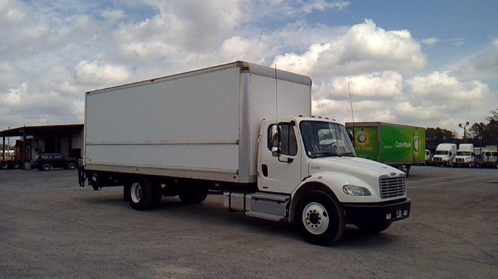 Medium Duty Box Truck-Light and Medium Duty Trucks-Freightliner-2012-M2-BOAZ-AL-174,546 miles-$36,750