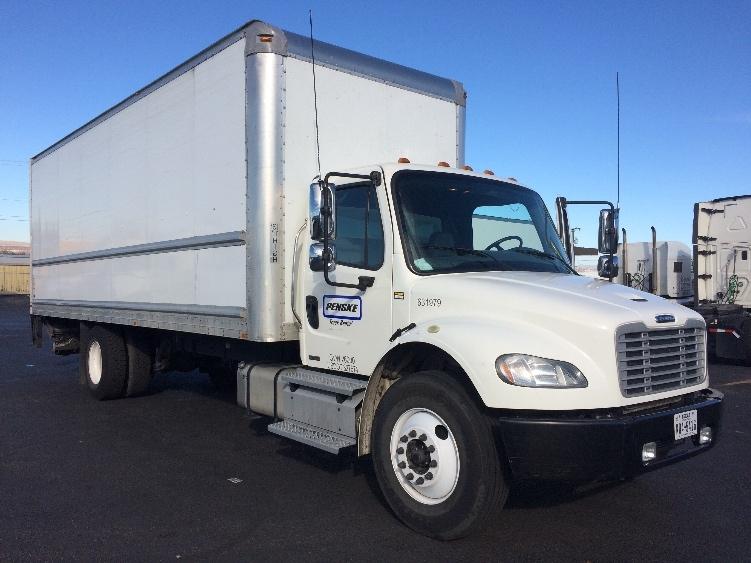 Medium Duty Box Truck-Light and Medium Duty Trucks-Freightliner-2012-M2-ALBUQUERQUE-NM-144,111 miles-$48,500