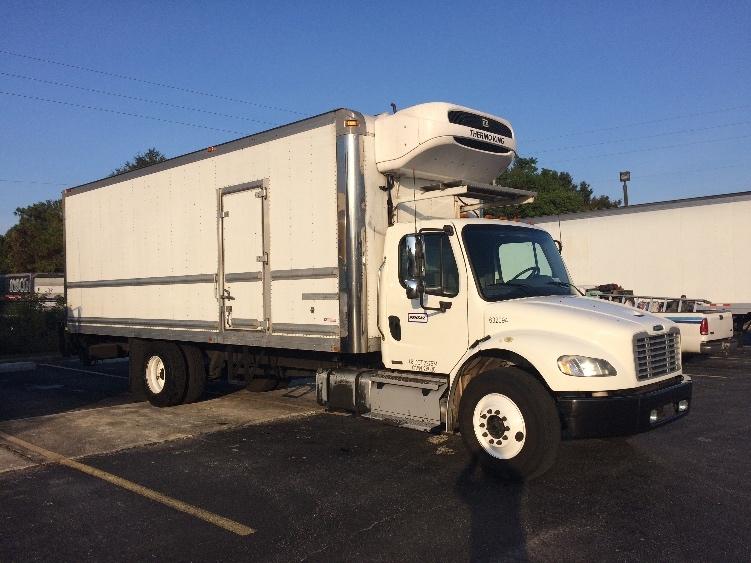 Reefer Truck-Light and Medium Duty Trucks-Freightliner-2012-M2-ORLANDO-FL-219,178 miles-$49,000