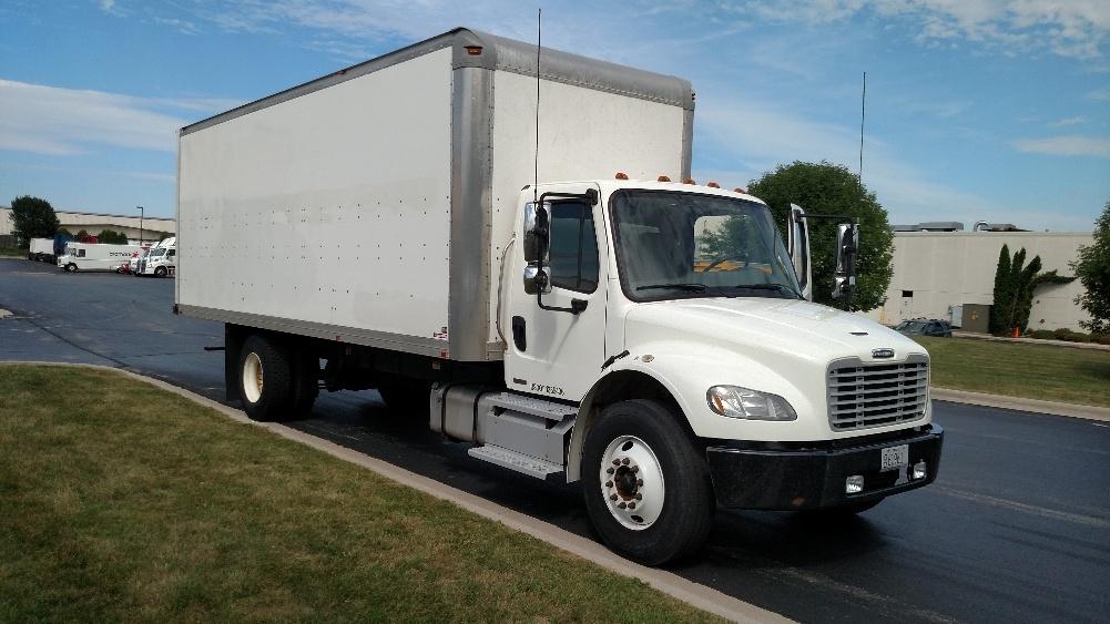 Medium Duty Box Truck-Light and Medium Duty Trucks-Freightliner-2012-M2-DE PERE-WI-163,740 miles-$28,000