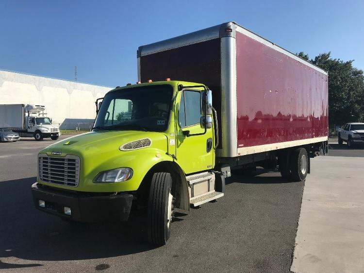 Medium Duty Box Truck-Light and Medium Duty Trucks-Freightliner-2012-M2-HAMMOND-LA-157,867 miles-$37,000