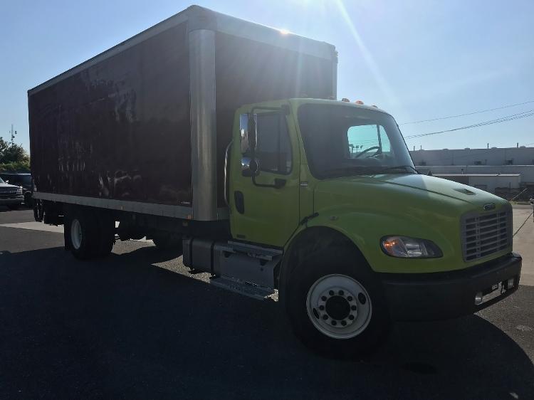 Medium Duty Box Truck-Light and Medium Duty Trucks-Freightliner-2012-M2-HAMMOND-LA-166,054 miles-$33,750