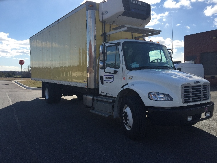 Reefer Truck-Light and Medium Duty Trucks-Freightliner-2012-M2-CARLISLE-PA-187,348 miles-$39,750